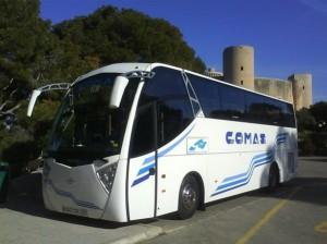 Autocar de Mallorca excursiones