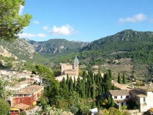 Cartuja de Valldemossa, excursiones en Mallorca