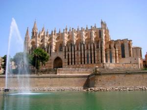 Visita Palma de Mallorca, Catedral