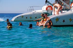 Excursión en Mallorca con catamaran