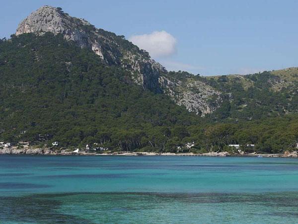 Visitar Mallorca playa de Formentor