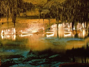 Cuevas-del-Drach-de-excursion-en-Mallorca