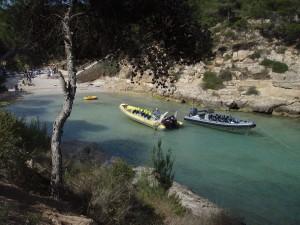 Excursiones en Mallorca, semirigidas