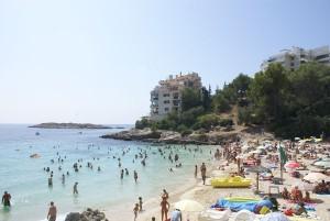 Playa de Illetas Mallorca
