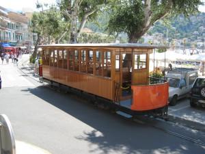 Tranvía Puerto de Soller - Soller