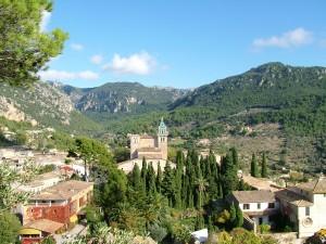 Excursiones en Mallorca, Valldemossa
