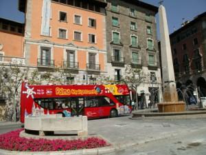 Bus turistico Palma de Mallorca